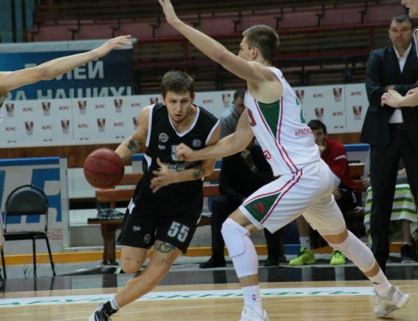 Егор Куркин: «И в живописи, и в баскетболе ты творишь»