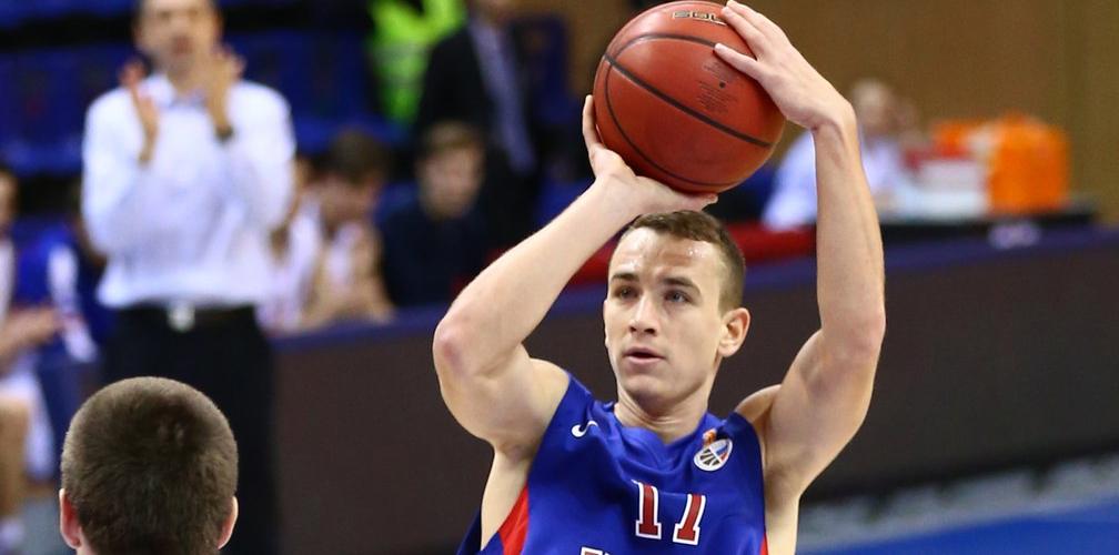 Максим Кондаков: На тренировках иногда приходится сложнее, чем в матчах