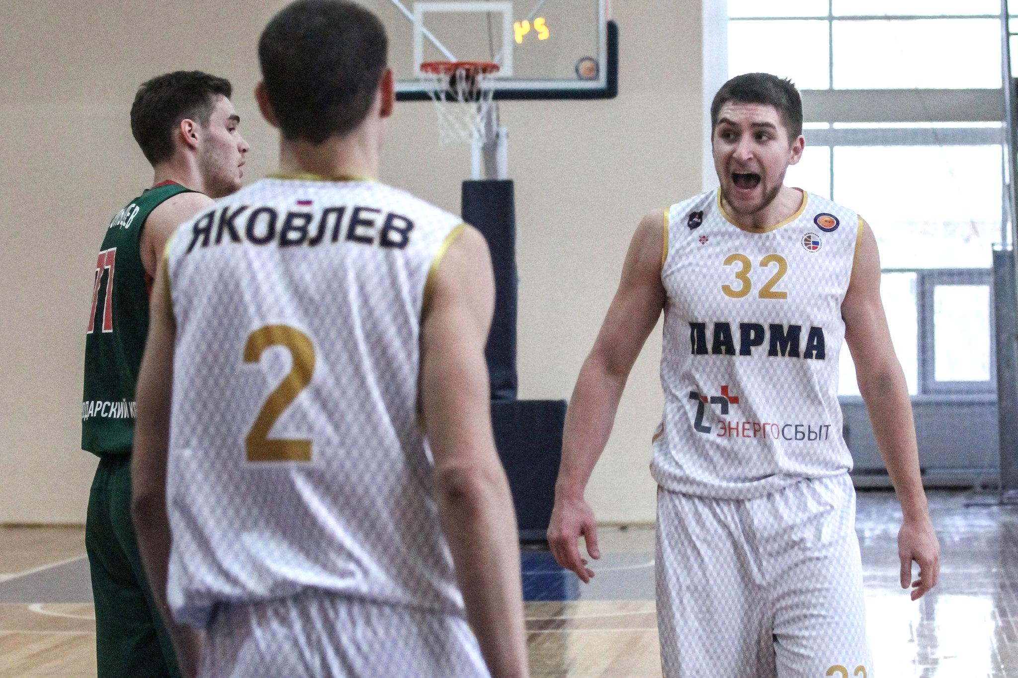 Кирилл Архипов: Главная задача — попасть в основной состав «Пармы»!