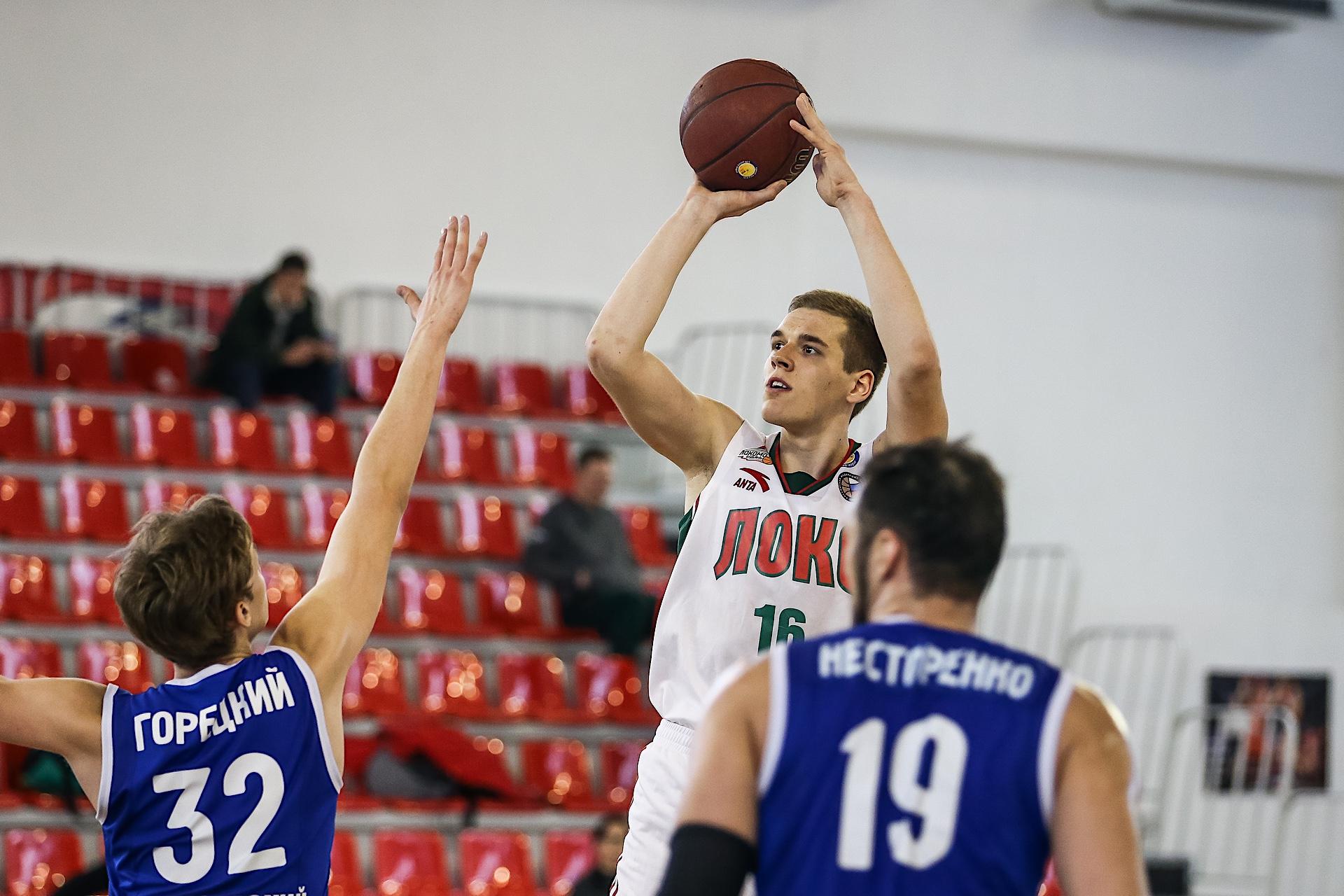 Сергей Балашов — MVP марта