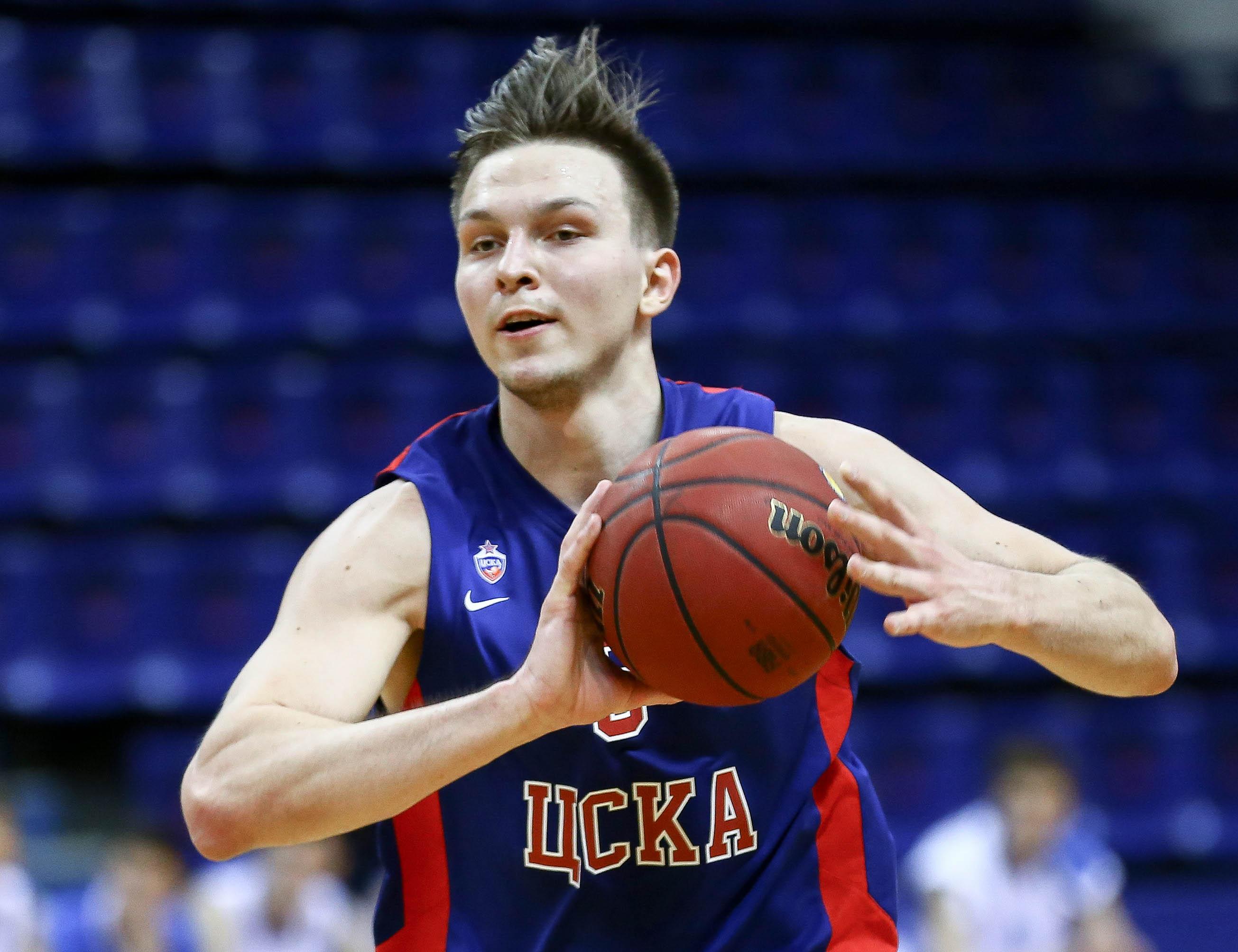 Артем Востриков — MVP регулярного сезона