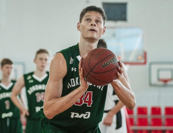 Тимофей Герасимов — MVP октября