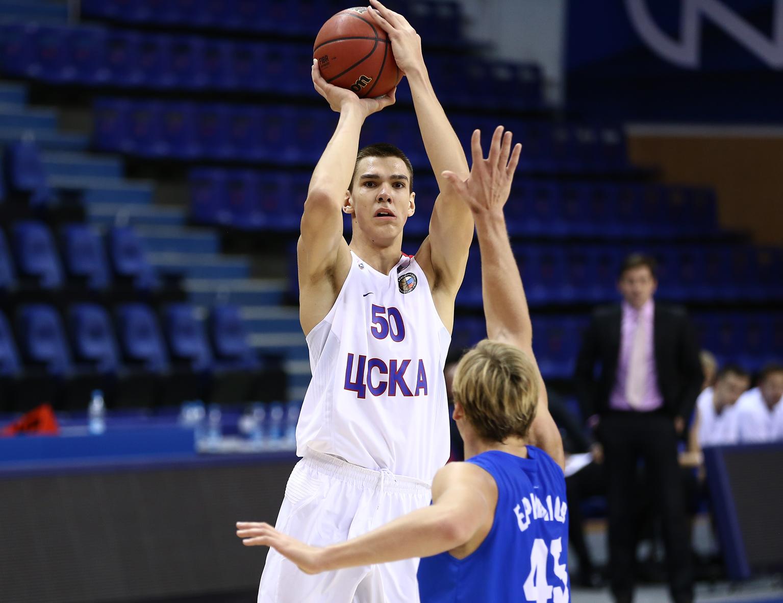 Владислав Голдин установил новый рекорд молодежной Лиги по блок-шотам!