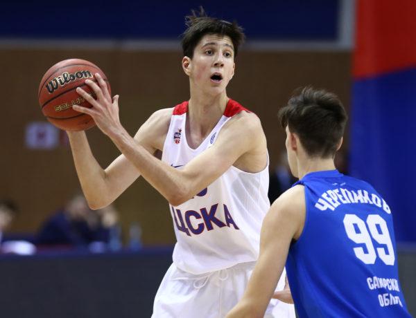 Филипп Гафуров — MVP октября