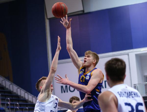 Сергей Клюев — MVP февраля