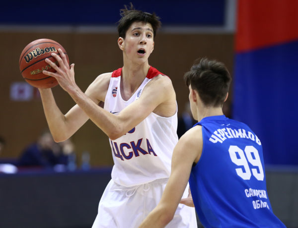 Филипп Гафуров — MVP регулярного сезона