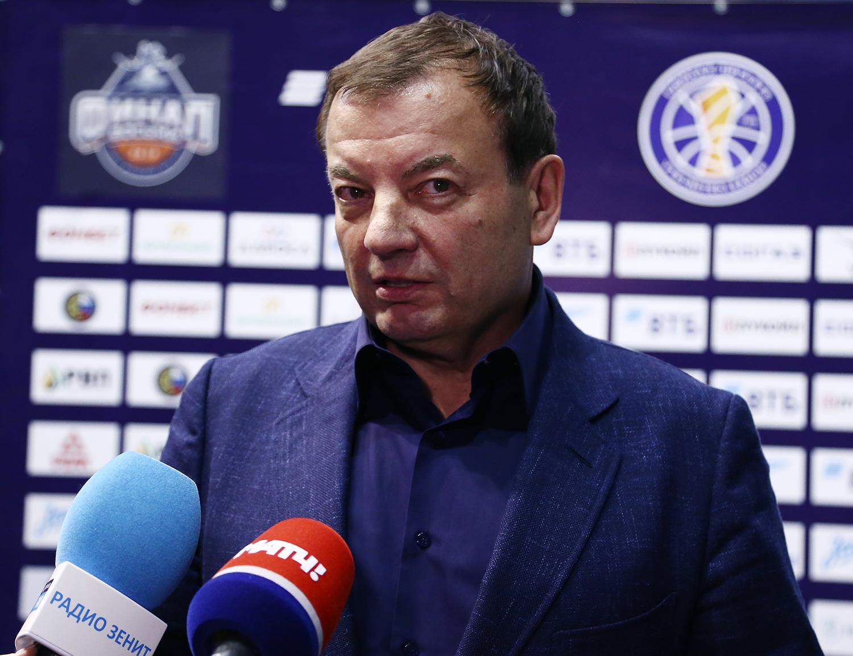 Сергей Кущенко: «Это был лучший «Финал восьми» в истории»
