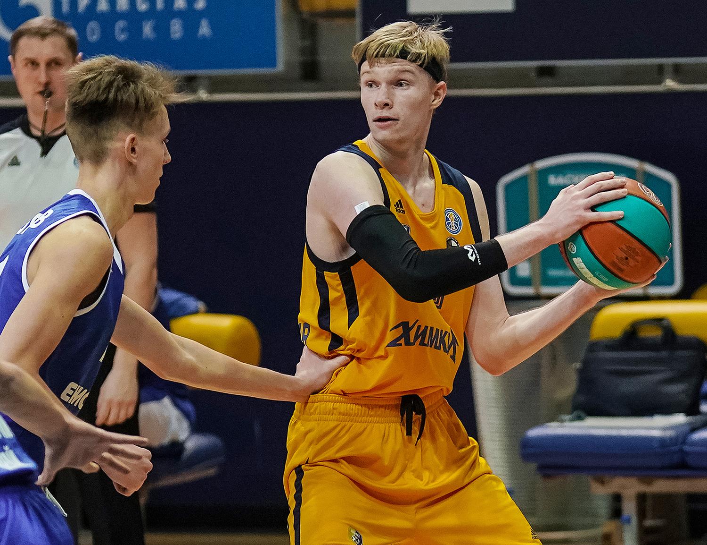 Владислав Одиноков — MVP февраля
