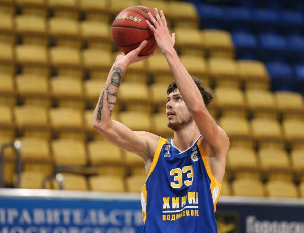 Максим Прощенко — MVP ноября
