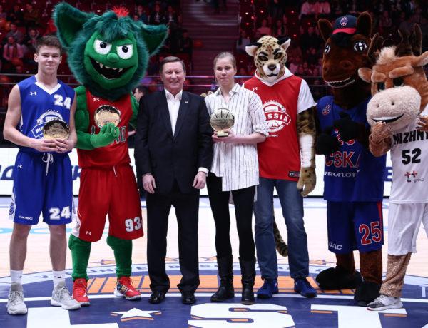 Денис Ковалев — чемпион конкурса бросков!