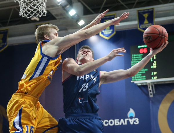 Александр Платунов — MVP февраля