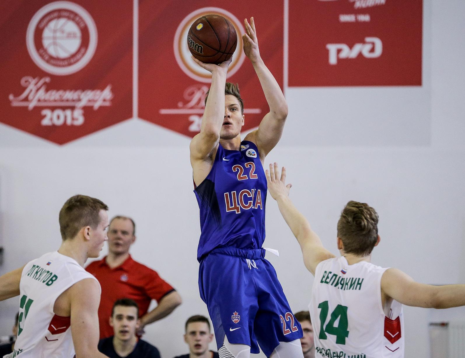 Александр Ершов — MVP марта