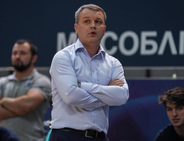 Александр Герасимов: «Главная задача — воспитание игроков для взрослого баскетбола»