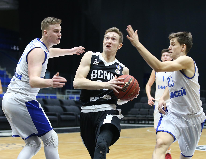 «Нижний Новгород-2» установил рекорд молодежного чемпионата по очкам за четверть