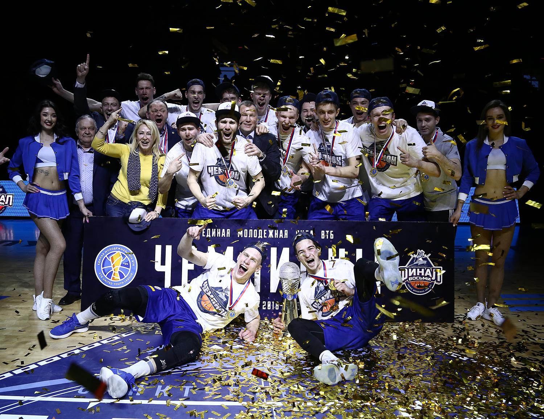 «Химки-2» — чемпионы молодежной Лиги в сезоне-2018/19!
