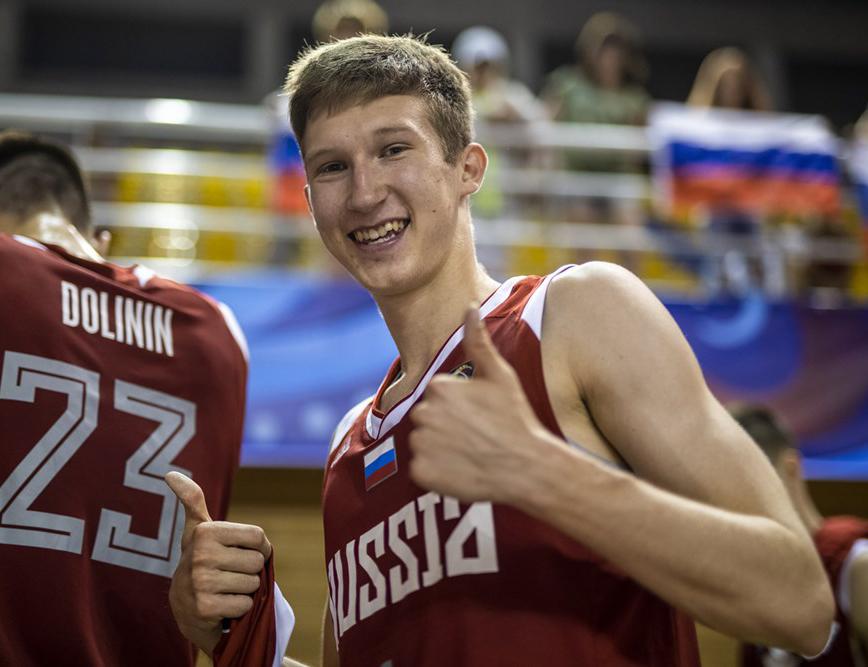 Сборная России U19 заняла 5-е место на Первенстве мира