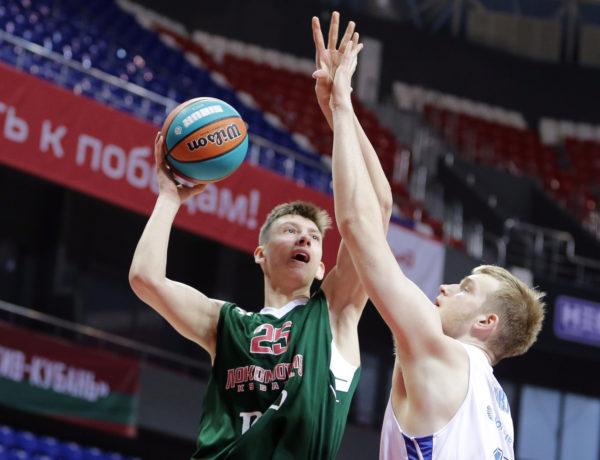 Андрей Мартюк — MVP января