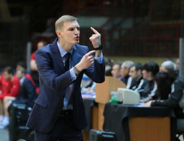 Кристапс Зейдс — о задачах молодежной команды, спортивной семье и специфике тренерской работы