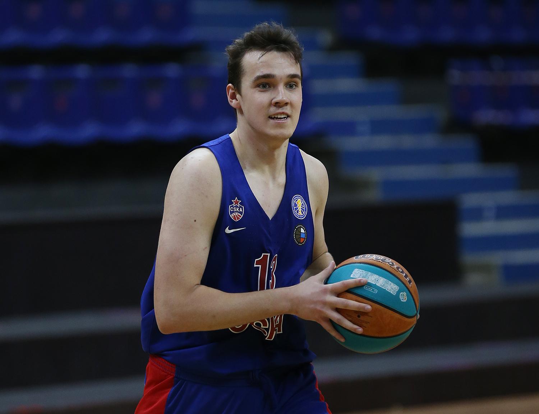 Василий Посредников — MVP ноября