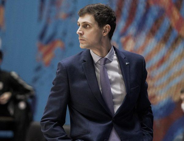Максим Учайкин: «Моя задача — формировать парней не только как баскетболистов, но и как личностей»