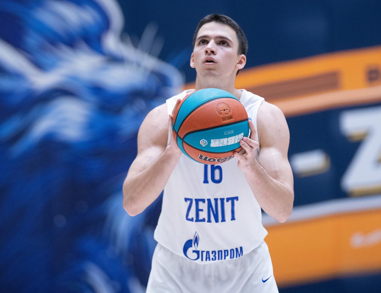 Константин Шевчук — MVP января