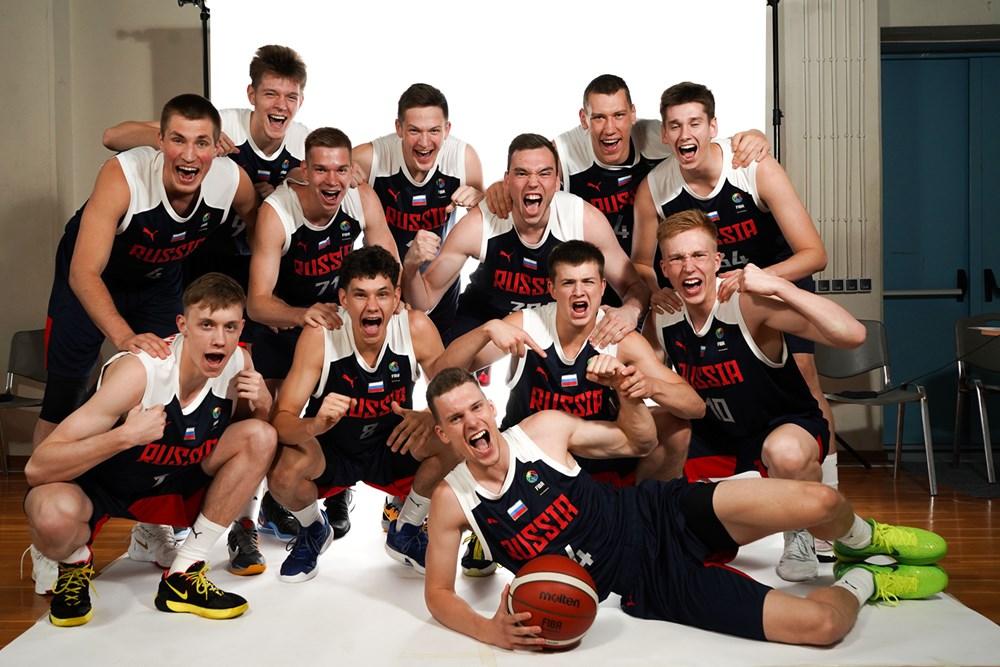 Сборная России U20 отправилась на Еврочелленджер