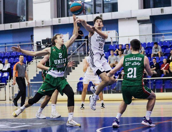 В Нижнем Новгороде стартовал новый сезон молодежной Лиги ВТБ